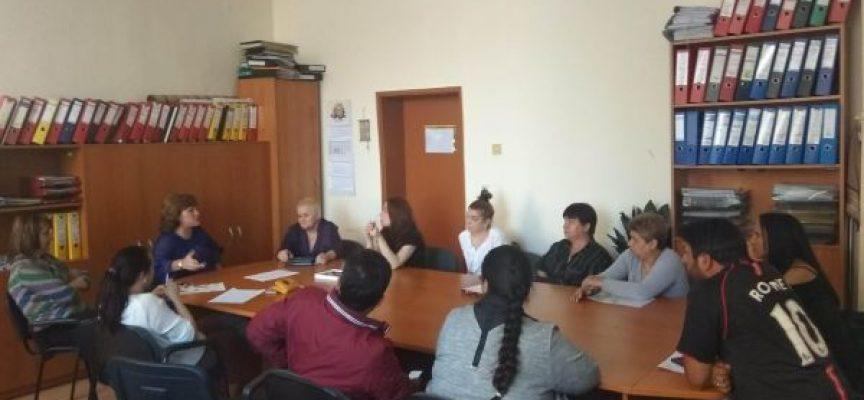 Здравните медиатори се срещнаха в РЗИ – Пазарджик