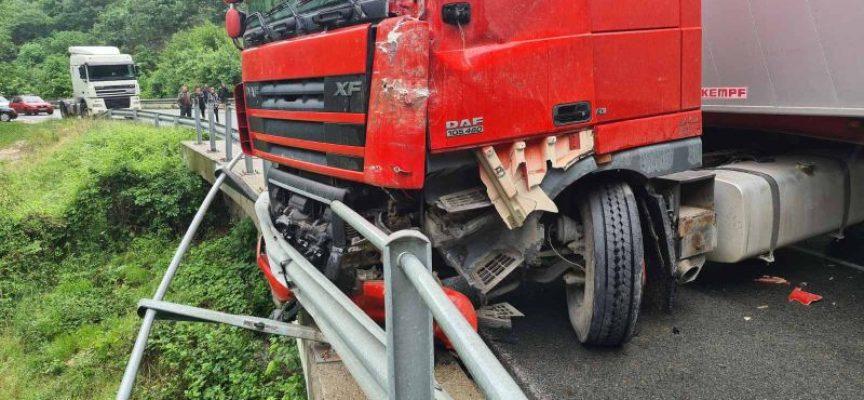 Затварят временно за движение пътя Варвара – Велинград