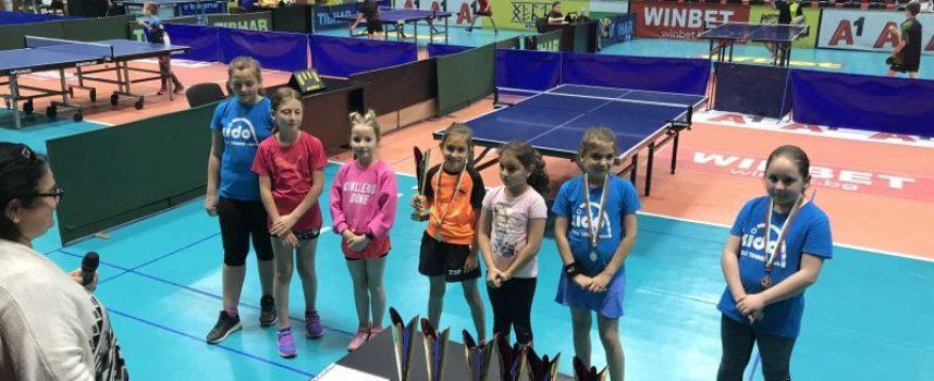 """Много емоции и страхотна организация на тенис турнир """"Млади надежди"""" в Пазарджик"""