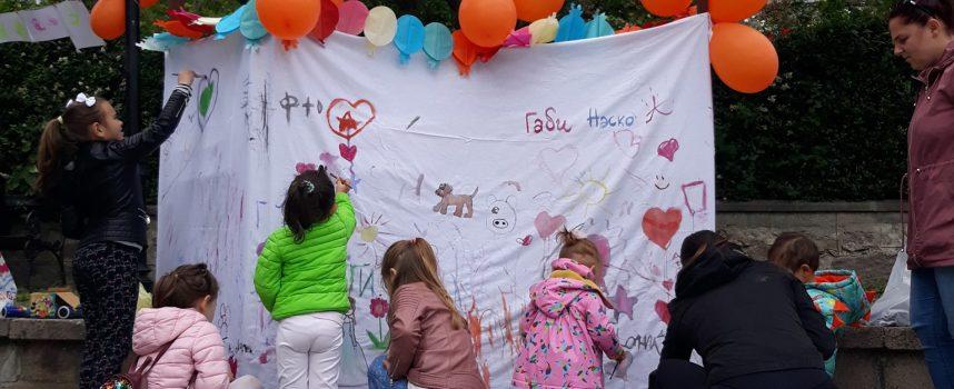 С приказен спектакъл децата на Брацигово отбелязаха своя ден