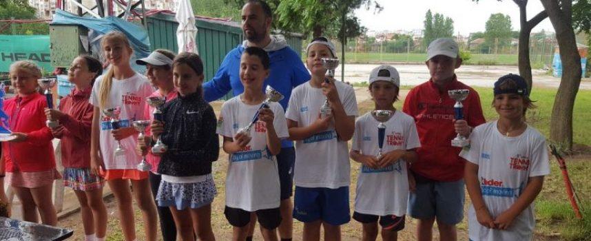 Пазарджик събра над 90 тенис таланти от цяла България