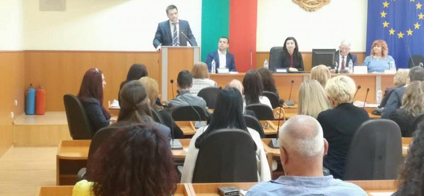 Зам.-областният управител Тодор Джамбов бе гост на регионален форум