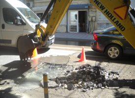 Изкопни дейности в центъра на Пазарджик спират тролеите в неделя. Ето алтернативата: