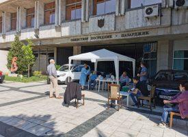 Засилен интерес още от старта на работа на мобилните ваксинационни пунктове на РЗИ Пазарджик