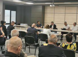 Предприемачите в Пазарджик поискаха да чуят Драгомир Стойнев за проблемите на бизнес средата