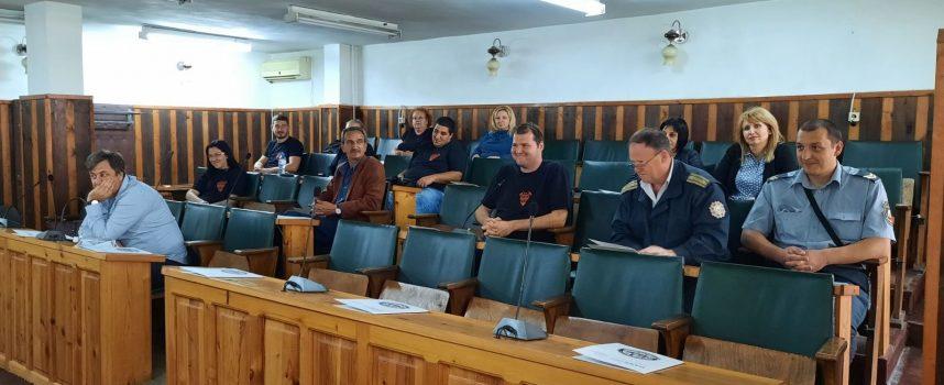 Националната асоциация на доброволците гостува на колегите си в Брацигово