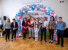 27 асарелски бебета получиха фирмени медальони