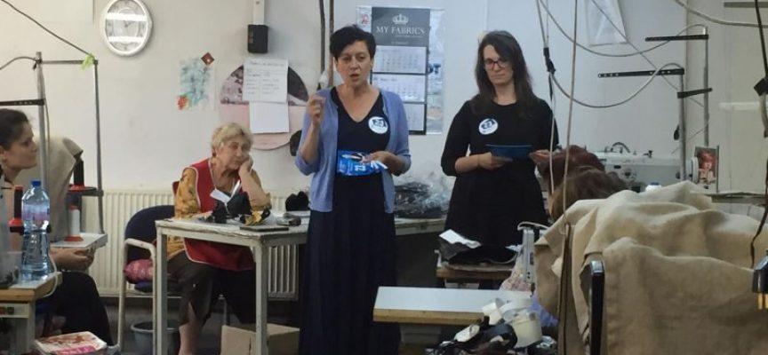 """Антоанета Цонева в Пещера: """"Демократична България"""" ще работи за създаване на условия бизнесът да разгърне своя потенциал"""