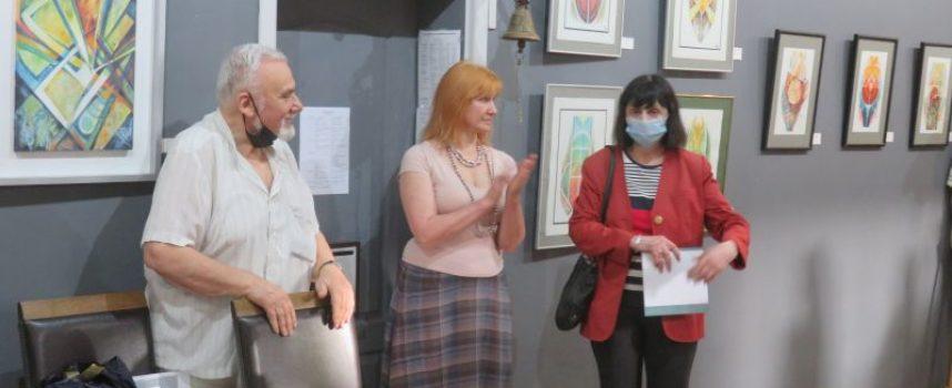 """Иди и виж: Марин и Никола Маринови откриха съвместната си изложба """"Завръщане"""""""