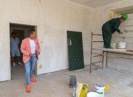 Тодор Попов: Започнахме ремонти на учебния корпус, ще направим и ремонт на общежитието за медицински сестри