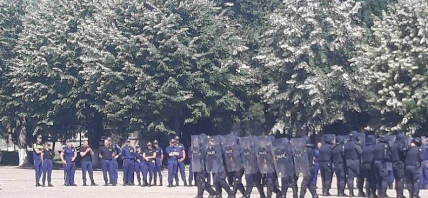 """Обучение на """"Специализирани полицейски сили"""" се състоя в ЦСПП"""