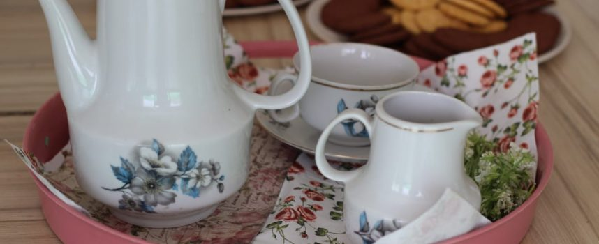 На чаено парти в Бяга отбелязаха деня на билкобера