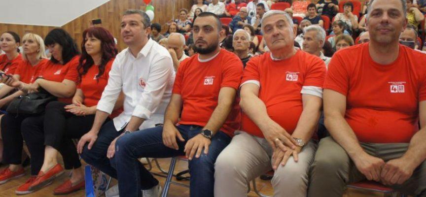"""БСП в Септември: Времето на """"частните общини"""" изтича"""