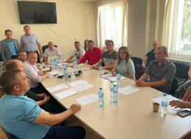 Областният управител Иван Васев посети общините Батак, Ракитово и Сърница