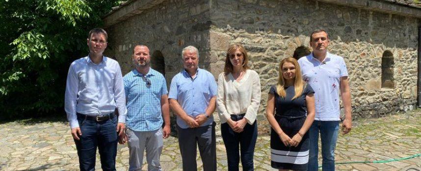 ГЕРБ-СДС от Батак: Да продължим европейския път на България, път на развитие и стабилност