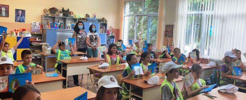 120 деца от Пазарджик, Панагюрище, Белово, Пещера и Велинград приключиха с обучението в първата година на ДПУ