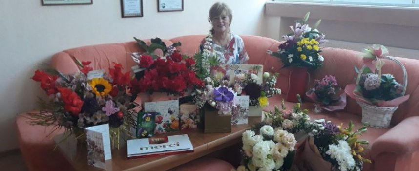 Светска хроника: Д-р Фани Петрова празнува рожден ден