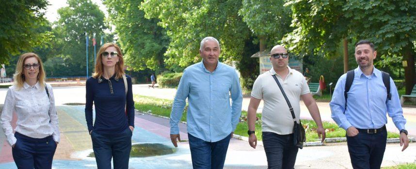 Димитър Петков: Отстояваме законност и подкрепа за предприемчивите, в листата ни всички са експерти в своята област