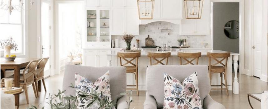 Къщовница: Цветът смело навлиза в кухнята, тя вече не е само бяла