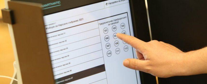 С увеличението на градусите спадна ентусиазмът за гласуване, рекордьори са в Батак