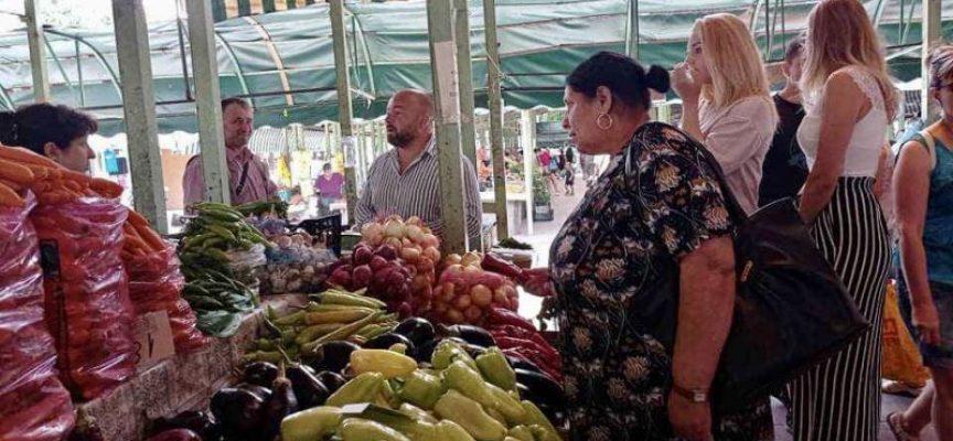 Атанас Шопов: Земеделските производители, а не прекупвачите трябва да са на пазара