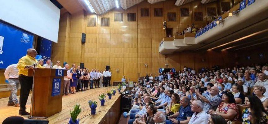 Бойко Борисов от Пазарджик: Ако получим властта ще възстановим изграждането на западния обход на Пазарджик