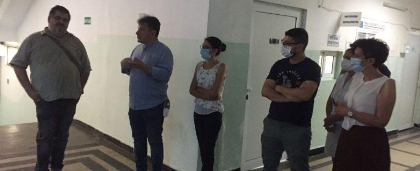 Как да се подобри здравната система – кандидати от Демократична България разговаряха с медици от Велинград