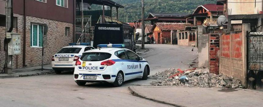 "Полицейски части тарашиха кв. ""Луковица"""