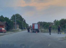 Пожари вилняха вчера край Белово, Величково, Карабунар и Бошуля