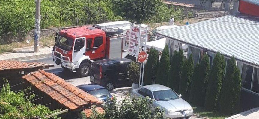 Автомобил се самозапали в Радилово