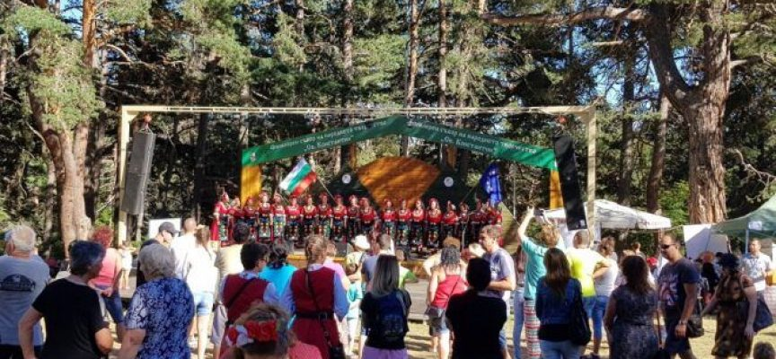 На Свети Константин : Два дни споделена радост от красотата на българските народни песни, танци, обичаи