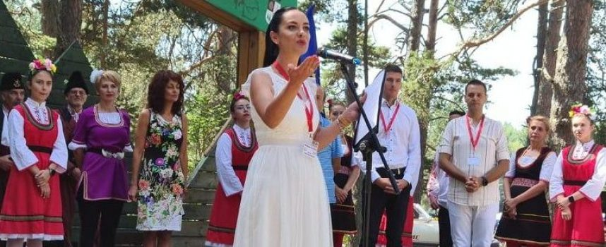 Руса Каврошилова: Прекланям се пред всички участници в събора- носители на българското!