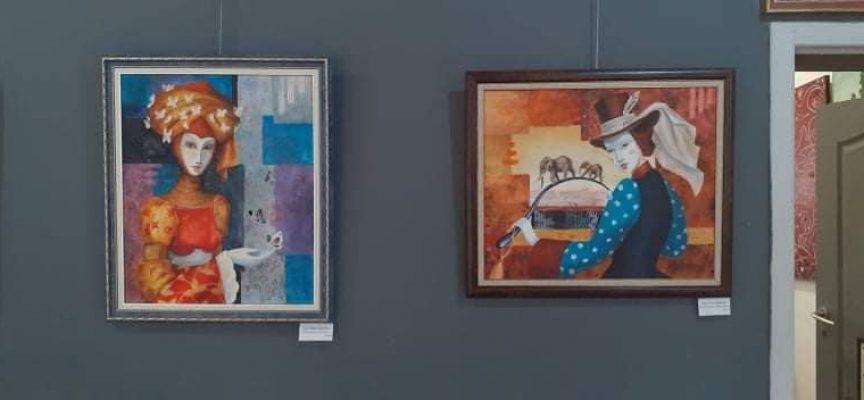"Разноликото лято вече влезе в художествена галерия ""Георги Машев"""