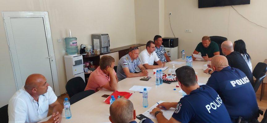 Община Сърница свика Кризисния щаб заради опасността от пожари