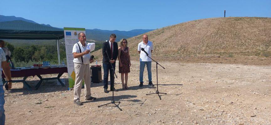 Община Брацигово финишира проекта за рекултивация на депото