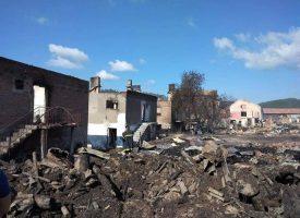 Политическа партия ГЕРБ дарява 6 преместваеми къщи за пострадалите от пожара в с. Кръстава