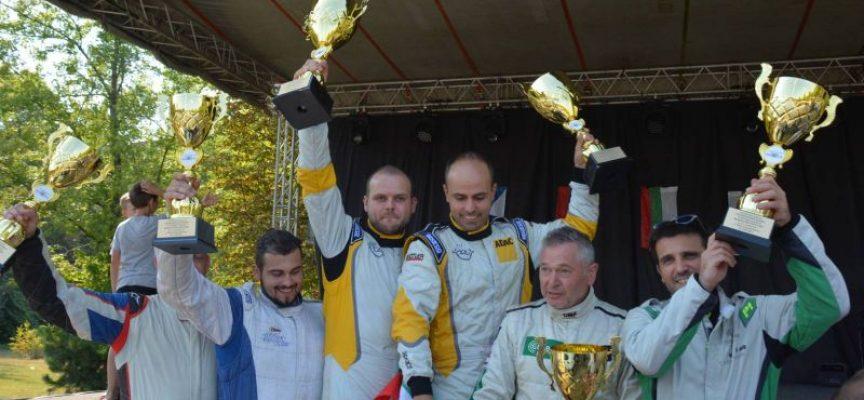Попов и Башкехайов с безапелационна победа в сръбскоро рали Борско-Браничевски