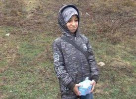11-годишно дете на сирийски бежанци дари 175 лв. за Кръстава