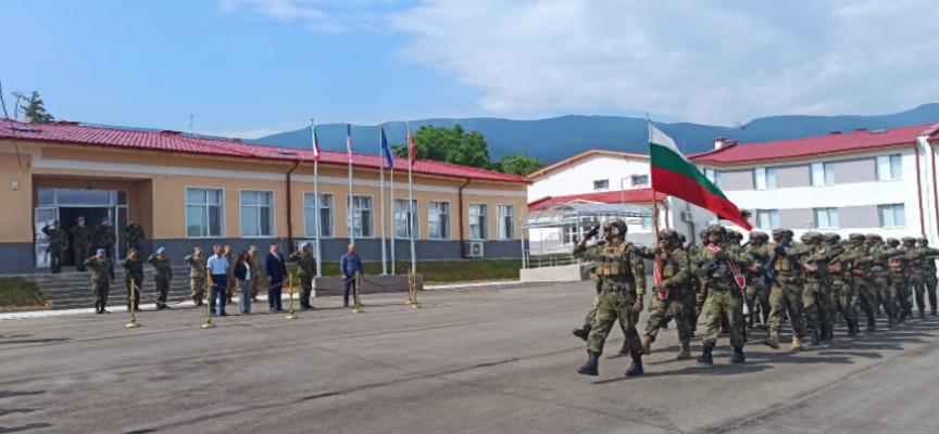 Херо Мустафа пристигна с министър Панайотов в Црънча