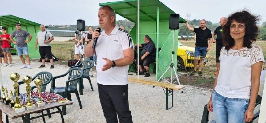 """Приключи Детски футболен турнир """"Peshtera Cup 2021"""", ето кои са наградените"""