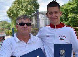 Нашият състезател Емил Грозданов е шести на Световното първенство по модерен петобой в Египет