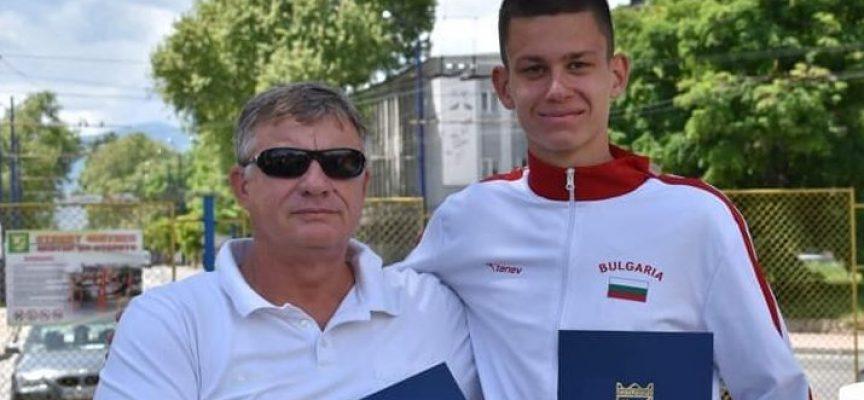 Емил Грозданов отива на финал на Европейското по пентатлон в Португалия