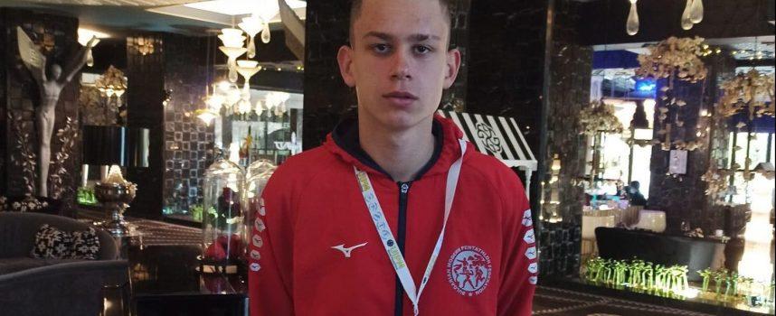 Емил Грозданов се класира седми на Европейското първенство