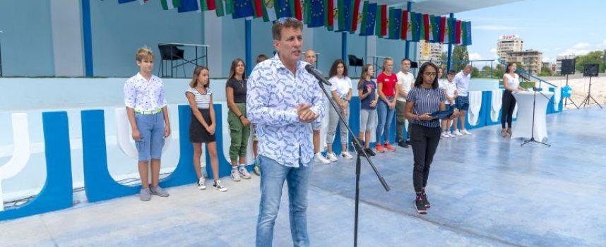 14 изявени спортисти бяха наградени днес в Пазарджик