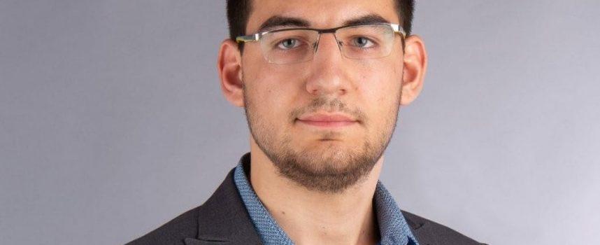 Специалистът по подбор на кадри Георги Кръстев представя своята книга в Пазарджик