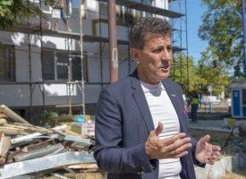 Кметът Попов: 400 домакинства в Пазарджик вече живеят в енергоефективни домове