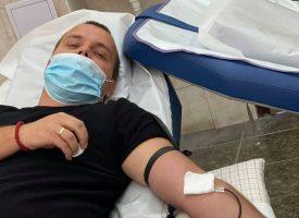 За 14-и път млад мъж от Ветрен дарява доброволно кръв