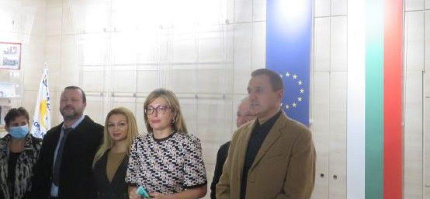 Eкатерина Захариева поведе листата на ГЕРБ в Пазарджик
