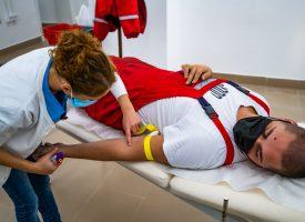 60 асарелци се включиха в кампания по кръводаряване