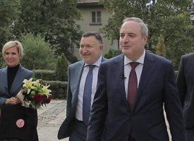 Кандидат-президентската двойка проф. Герджиков и полк. Митева идва утре в Пазарджик